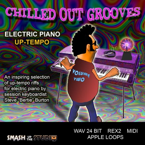 Chilled Out Grooves: Up-Tempo