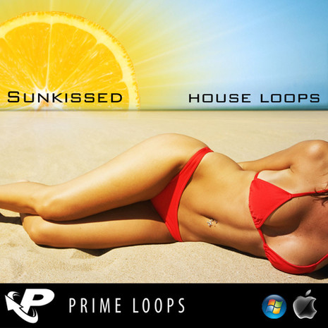 Sunkissed House Loops (Reason Refill)