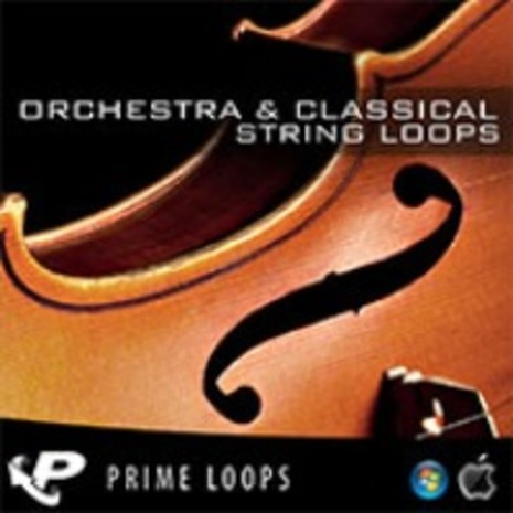 Orchestra & Classical String Loops (Multi-Format)