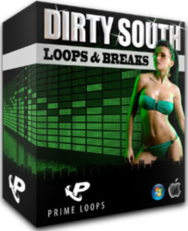 Dirty South Loops & Breaks (Reason Refill)