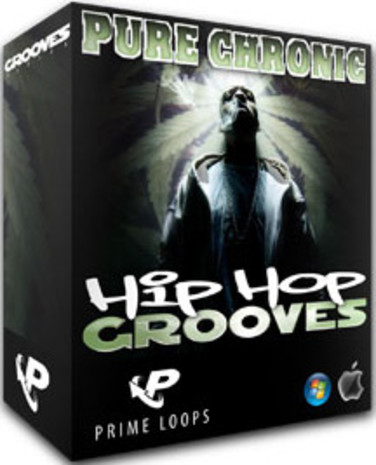 Pure Chronic Hip Hop Grooves (Ableton Live)