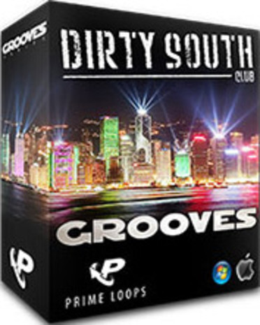 Dirty South Club Grooves (Ableton Live)