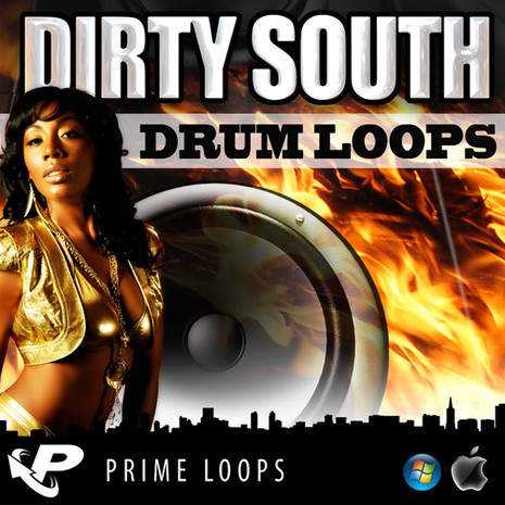 Dirty South Drum Loops (Reason Refill)