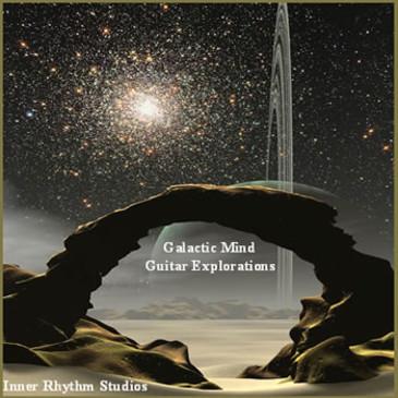 Galactic Mind Guitar Exploration