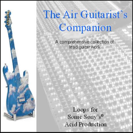 Air Guitarist's Companion Vol 1