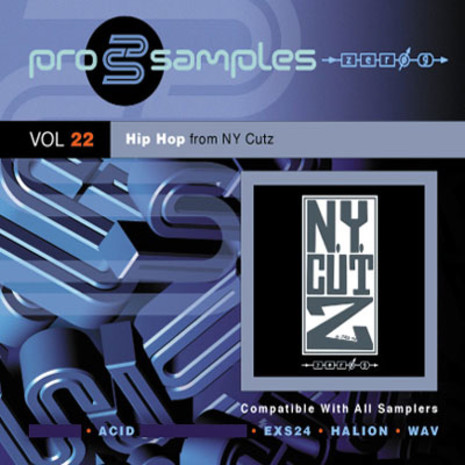 ProSamples Vol 22: Hip Hop
