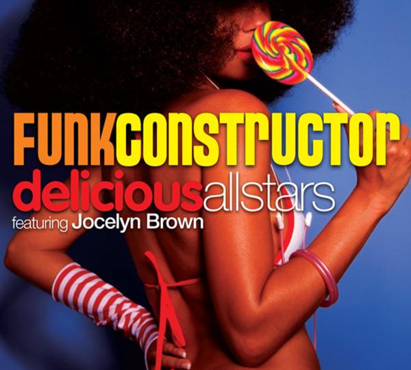 Delicious Allstars: Funk Constructor