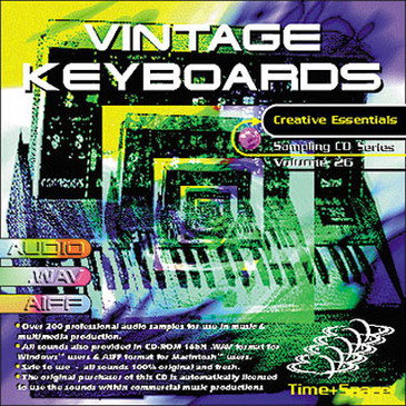 Vintage Keyboards