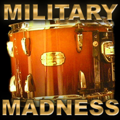 Military Madness: Military Drum Corps Loops