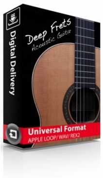 Deep Frets: Acoustic Guitar