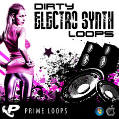 Dirty Electro Synth Loops (Multi-Format)