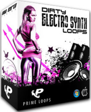Dirty Electro Synth Loops (Reason Refill)