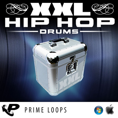 Hip Hop Drums XXL (Reason Refill)