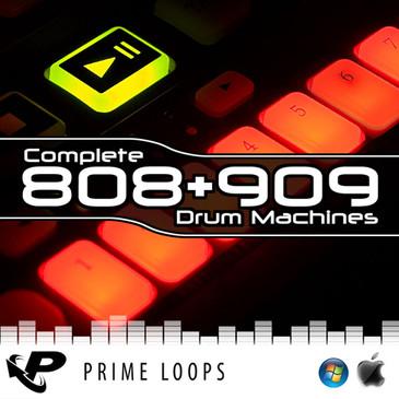808 + 909 Drum Machines (Multi-Format)