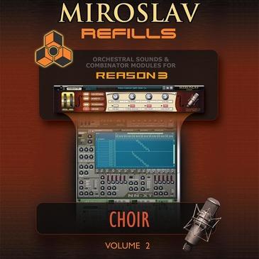 miroslav choir refill