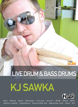 KJ Sawka: Live Drum & Bass Drums