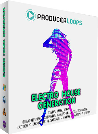 Electro House Generation