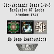 Bio-Mechanic Beats Triple Bundle Free Pack