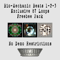 Bio-Mechanic Beats Triple Bundle Free Pack