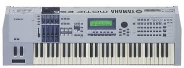 Yamaha Motif ES Dance Soundset