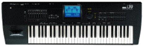 Korg I-Series Compatible Dance Soundset