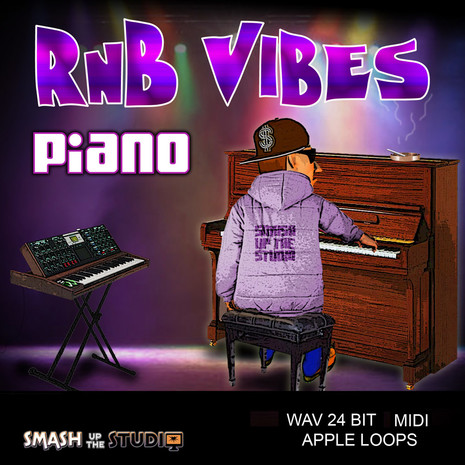 RnB Vibes: Piano