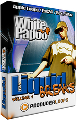 White Papoo: Liquid Breaks