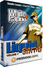 White Papoo: Liquid Synths