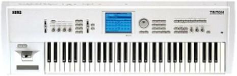 Korg Triton Essentials Series Tech Essentials Soundset