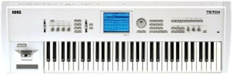 Korg Triton Producer Series Ultra Pads Soundset