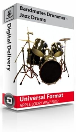BML Jazz Drummer