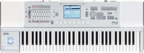 Korg M3 Producer Series New Age Pads Soundset