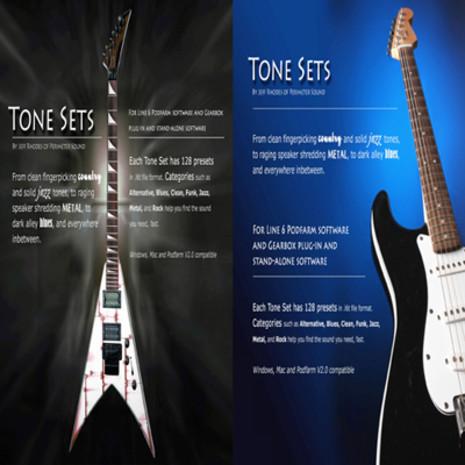 Pod Farm/Gearbox Tone Sets Bundle Deal