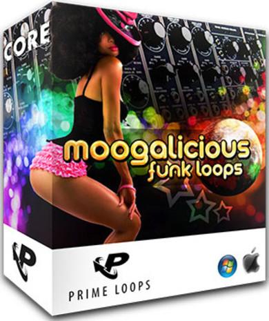 Moogalicious Funk Loops (Multi-Format)
