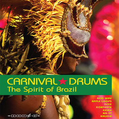 Carnival Drums: The Spirit of Brazil