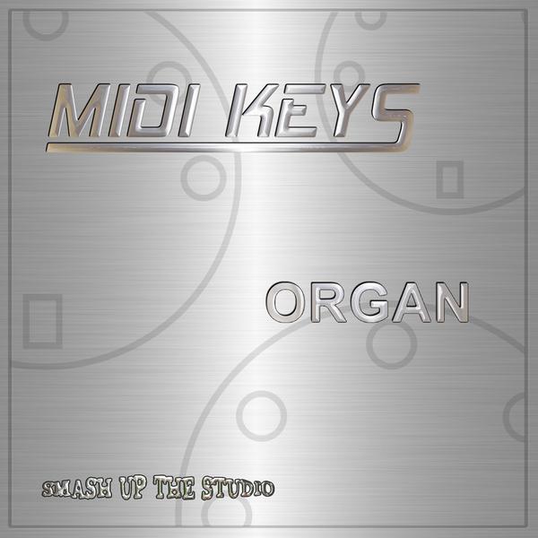 MIDI Keys: Organ