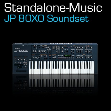 Standalone | JP 80x0 Soundset