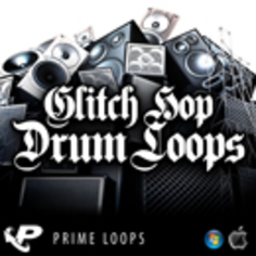 Glitch Hop Drum Loops (Multi-Format)