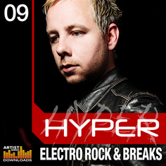 Hyper: Electro Rock & Breaks