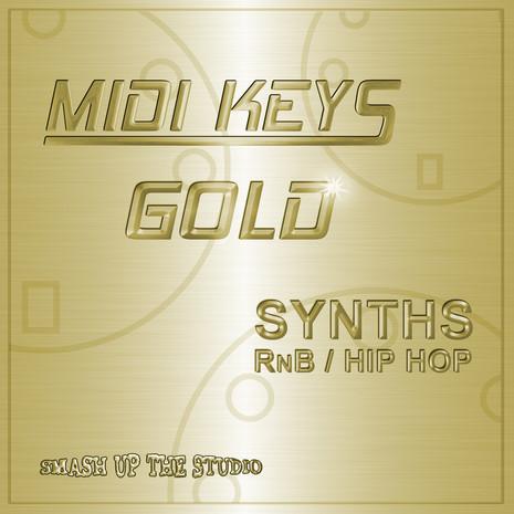 MIDI Keys Gold: Synths RnB & Hip Hop