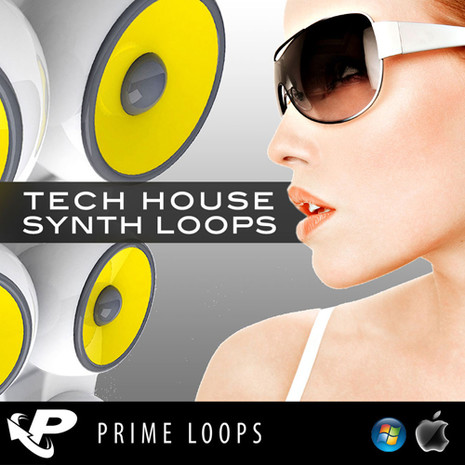 Tech House Synth Loops (Reason Refill)