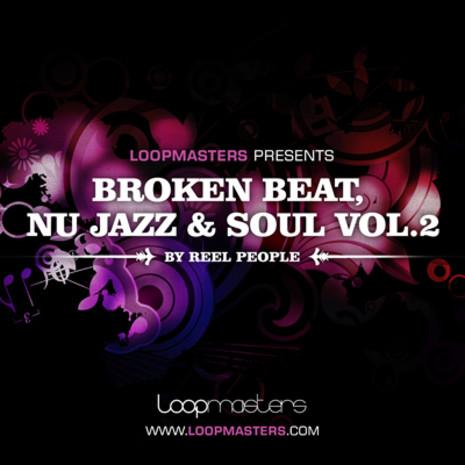 Reel People: Broken Beat Nu Jazz and Soul Vol 2