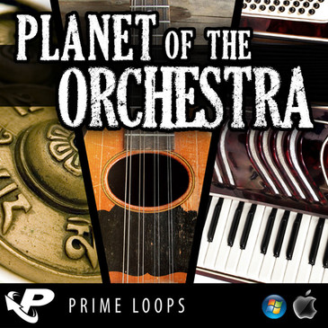 Planet Of The Orchestra (Multi-Format)