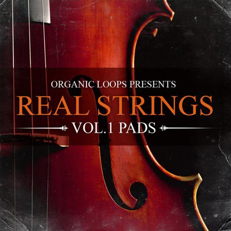 Real Strings Vol 1: Pads