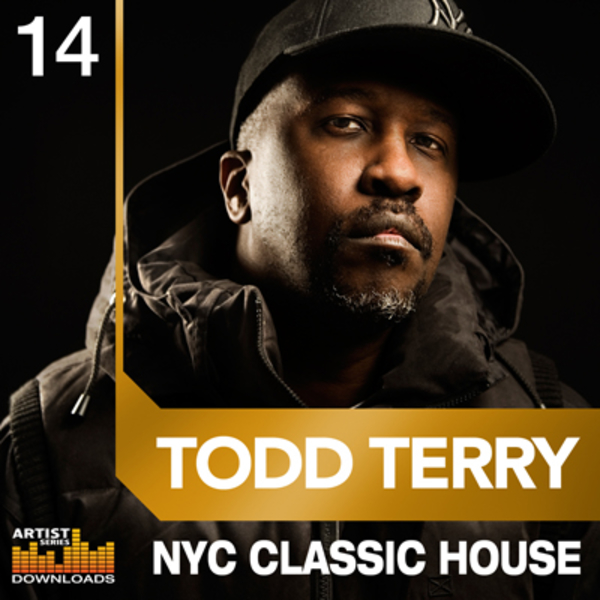 Todd Terry: NYC Classic House