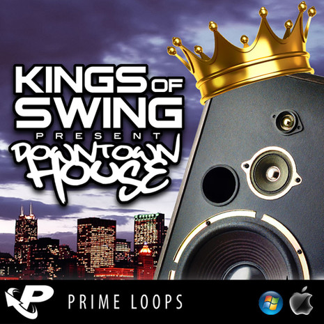 Kings Of Swing: Downtown House (Multi-Format)