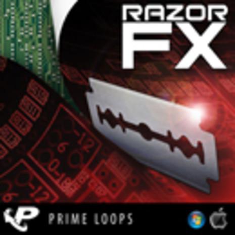 Razor FX (Reason Refill)