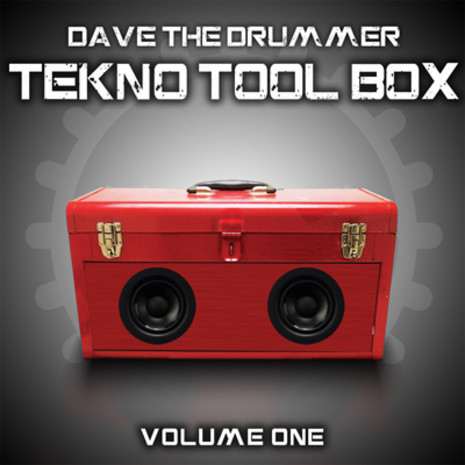 Dave The Drummer: Tekno Tool Box