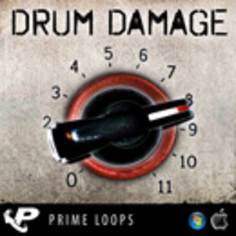 Drum Damage (Reason Refill)