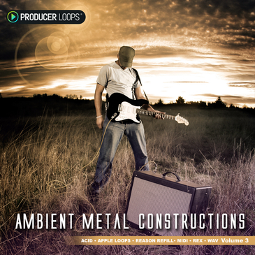 Ambient Metal Constructions 3